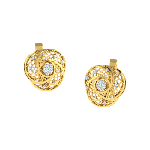 Hena Diamond Earrings