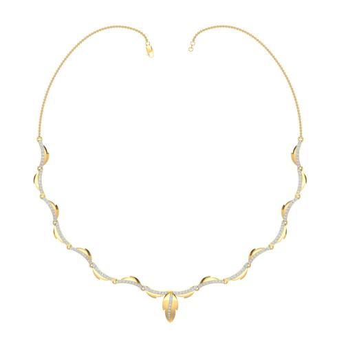 Blossom Zuri Diamond necklace