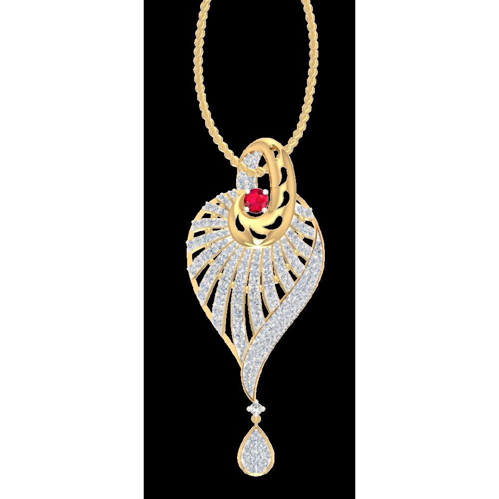 Inayat Diamond Pendant