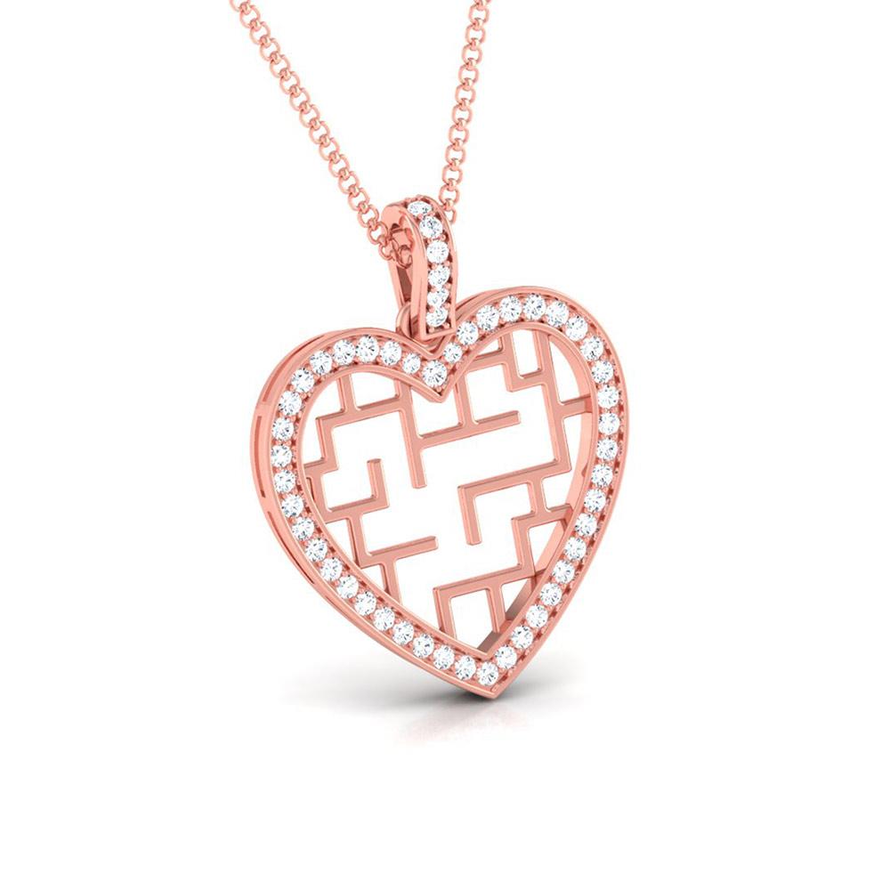 Amora Loving Diamond pendant