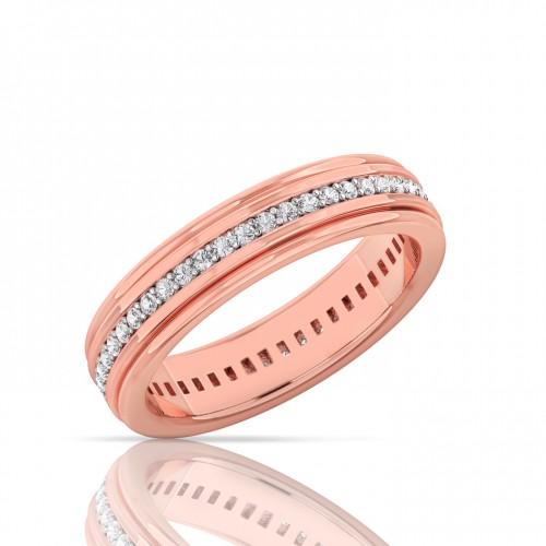 Wedding diamond Band ring