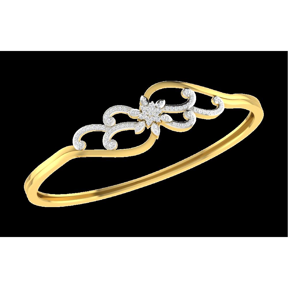 Aarohi Diamond bangle