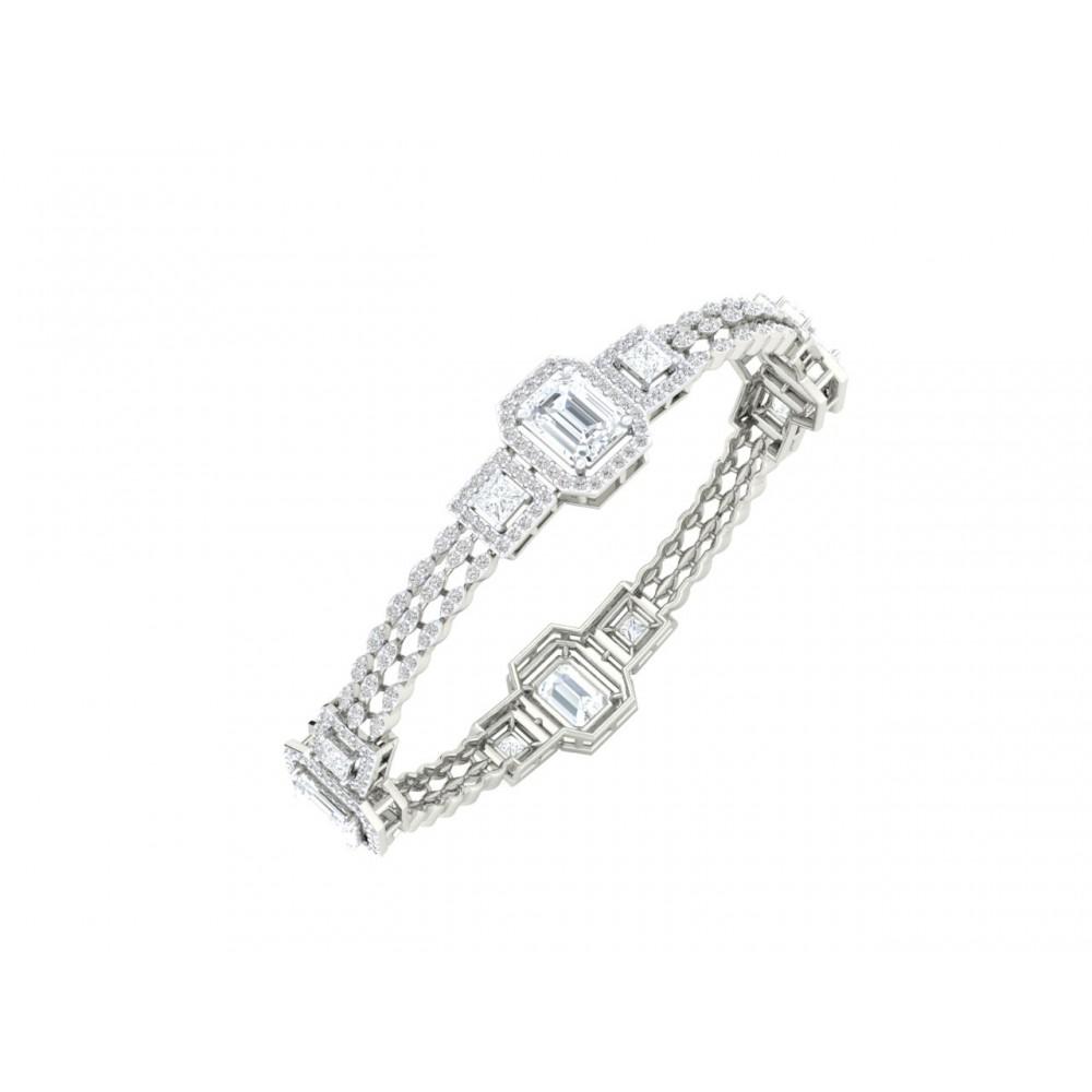 Atulya Diamond Bangle