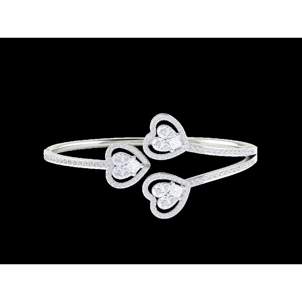 Aadya Diamond Bracelet
