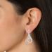 Andrew Diamond Drop Earrings