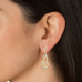 Apollo Diamond Drop Earrings