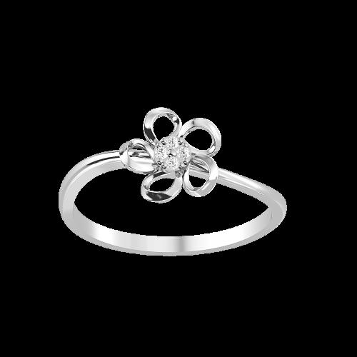 The Hieronymus Natural Diamond Ring
