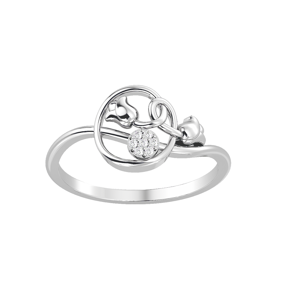 The Hippocrates Natural Diamond Ring