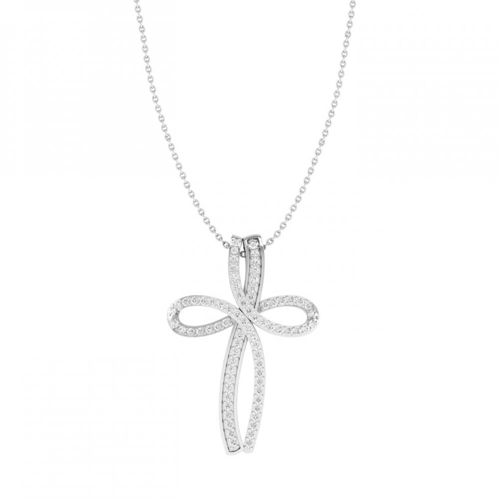 Antique Design Diamond Pendant