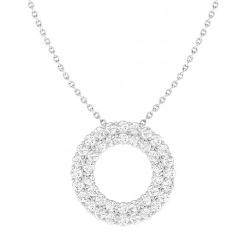 The Aabharana Diamond Pendant