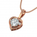 The Ahan Diamond Pendant