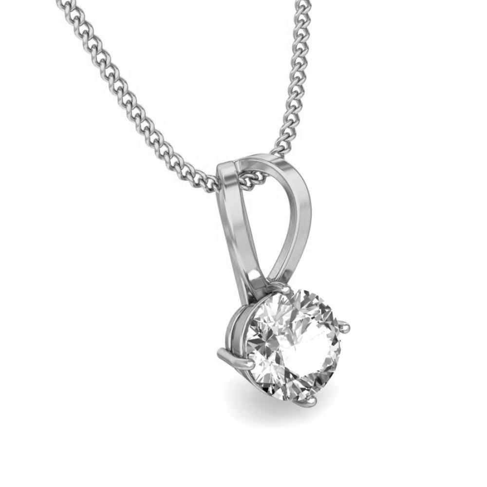 The Ajey Diamond Pendant