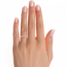 Expressive Diamond Wedding Ring