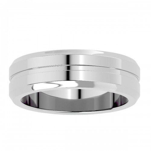 Solid Gold Jewelry Plain Gold Wedding Ring