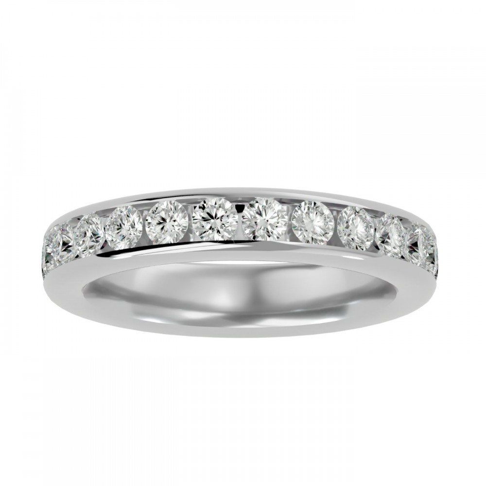 Aniyah Eternity Band Ring for Her