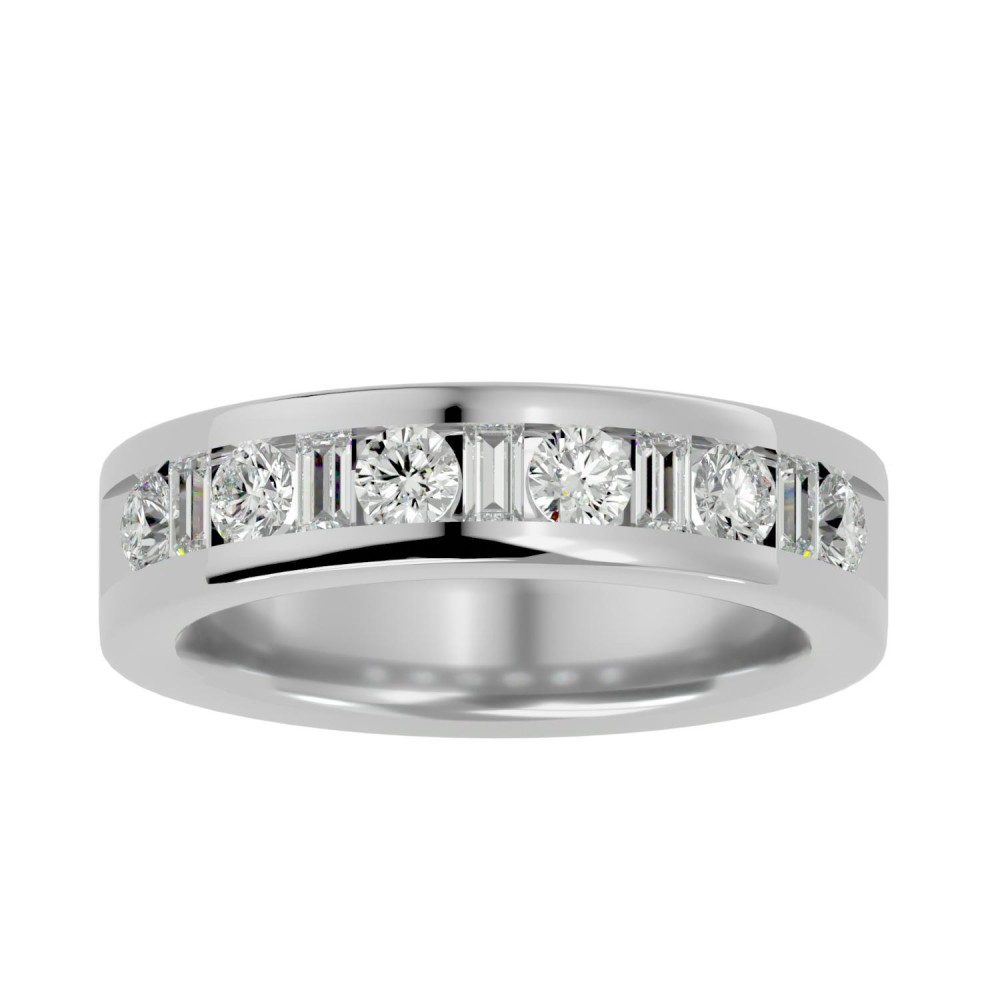 Carson Wedding Ring for Brides