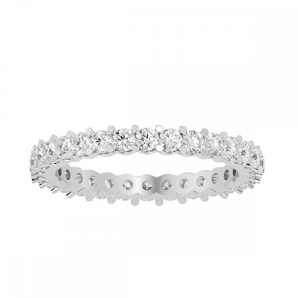 Stylish Diamond Wedding Ring