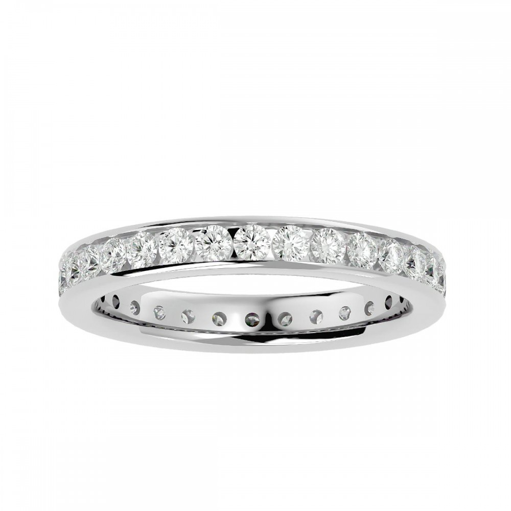 Joyful Wedding Diamond Ring