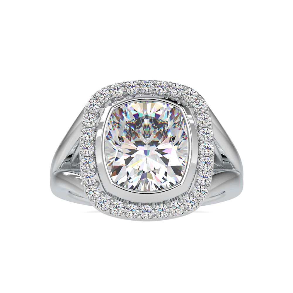 Charlotte Solitaire ring