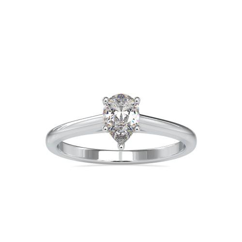 Beautiful Pear Diamond Ring