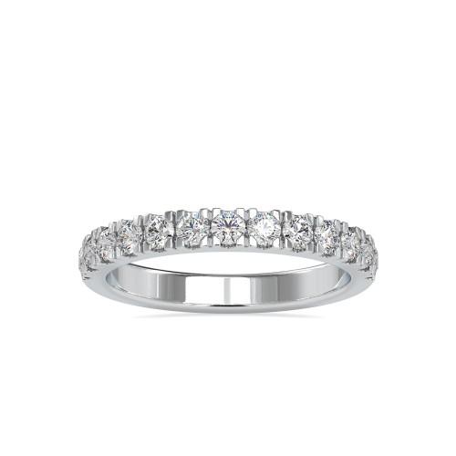 Grace Bar setted Wedding band Ring