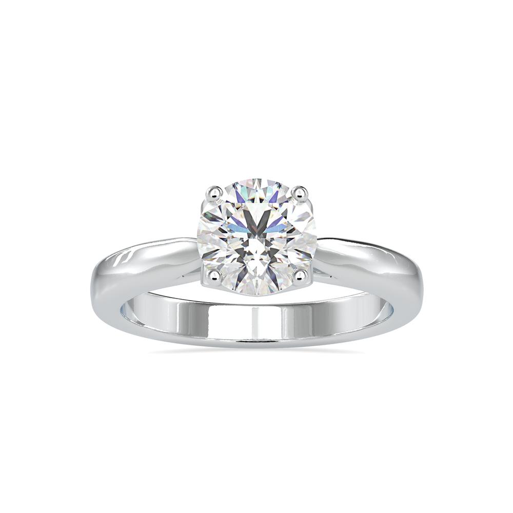 Aachary GRA Certified Diamond Bridal Wedding Ring