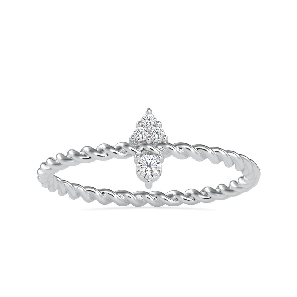 King Diamond Dailywear Ring