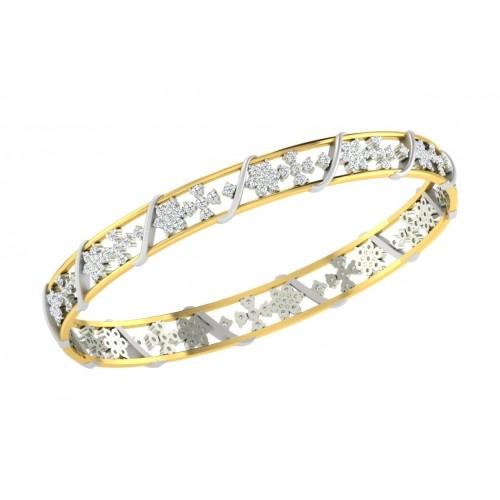 Janhvi Diamond Bangles