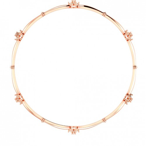 Jitari Diamond Bangle