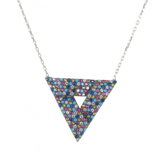 The Altair 925 Sterling Silver Necklace