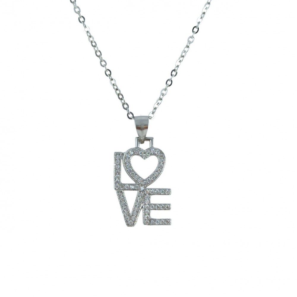 The Afrodite 925 Sterling Silver Necklace